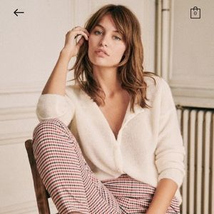 Barry La Maille Sezane Sweater